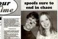 2001 - Coarse Acting Strikes Back